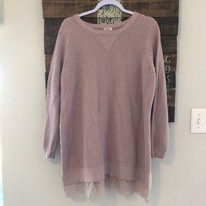 LOGO by Lori Goldstein sweater size 1X